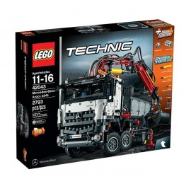 LEGO - TECHNIC - MERCEDES-BENZ AROCS 3245 - 42043