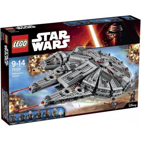 LEGO - STAR WARS - MILLENNIUM FALCON - 75105