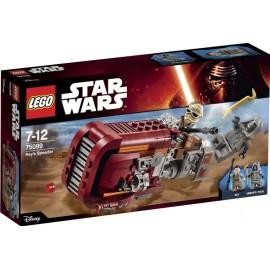 LEGO - STAR WARS - ŚMIGACZ REY - 75099