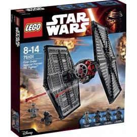 LEGO - STAR WARS - FIRST ORDER SPECIAL FORCES TIE FIGHTER - 75101