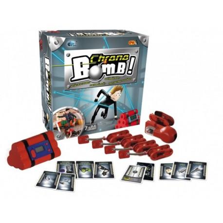 EPEE - GRA - CHRONO BOMB - 02255