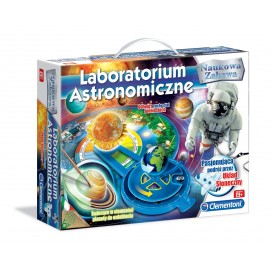 CLEMENTONI - LABORATORIUM ASTRONOMICZNE - 60896
