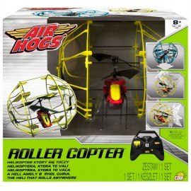 COBI - AIR HOGS ROLLERCOPTER - SPIN MASTER - ŻÓŁTY - 44501