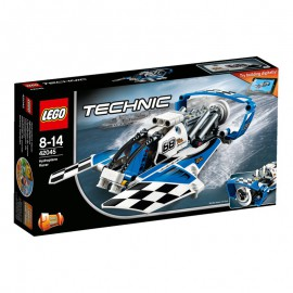 LEGO - TECHNIC - WYŚCIGOWY WODOLOT - 42045