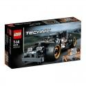 LEGO - TECHNIC - WYŚCIGÓWKA ZBIEGÓW - 42046