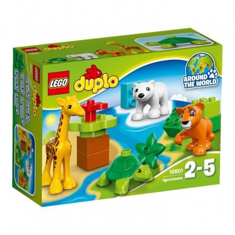 LEGO - DUPLO - ZWIERZĄTKA - 10801