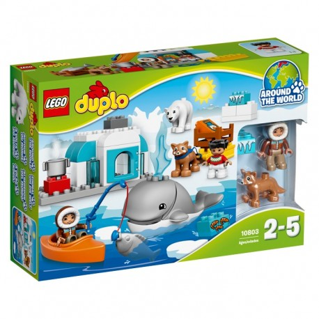 LEGO - DUPLO - ARKTYKA - 10803