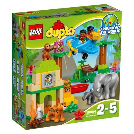 LEGO - DUPLO - DŻUNGLA - 10804