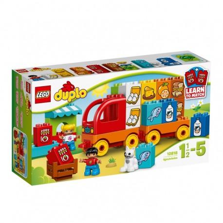 LEGO - DUPLO - MOJA PIERWSZA CIĘŻARÓWKA - 10818
