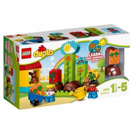 LEGO - DUPLO - MÓJ PIERWSZY OGRÓD - 10819