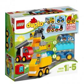 LEGO® - DUPLO® - MOJE PIERWSZE POJAZDY - 10816