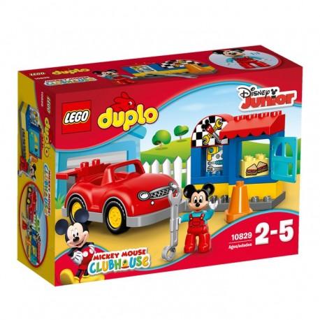 LEGO - DUPLO - WARSZTAT MYSZKI MICKEY - 10829