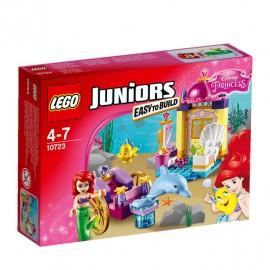 LEGO - JUNIORS - DISNEY PRINCESS KARETA ARIELKI Z DELFINAMI - 10723