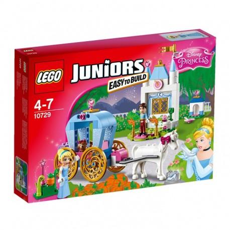 LEGO - JUNIORS - KARETA KOPCIUSZKA - 10729