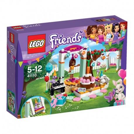 LEGO - FRIENDS - PRZYJĘCIE URODZINOWE - 41110