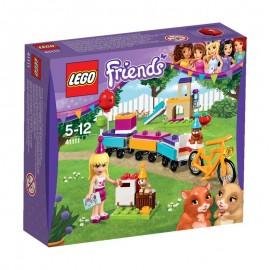 LEGO - FRIENDS - IMPREZOWY POCIĄG - 41111
