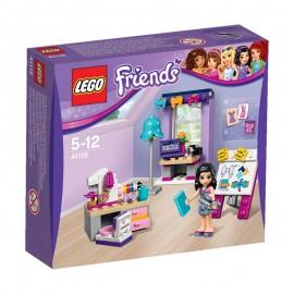 LEGO - FRIENDS - KREATYWNY WARSZTAT EMMY - 41115
