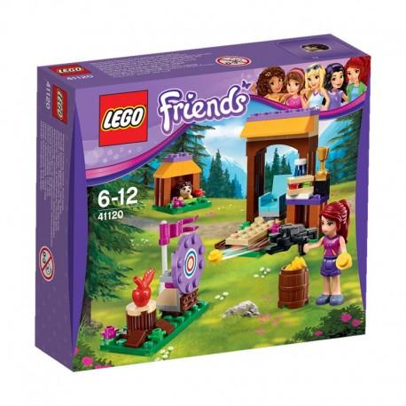 LEGO - FRIENDS - LETNI OBÓZ ŁUCZNICZY - 41120