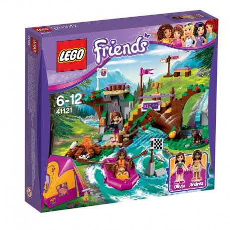 LEGO - FRIENDS - SPŁYW PONTONEM - 41121