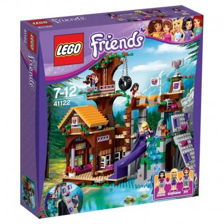 LEGO - FRIENDS - DOMEK NA DRZEWIE - 41122