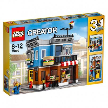 LEGO - CREATOR - SKLEP NA ROGU - 31050