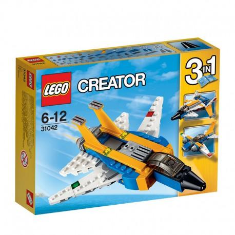 LEGO - CREATOR - SUPER ŚCIGACZ - 31042