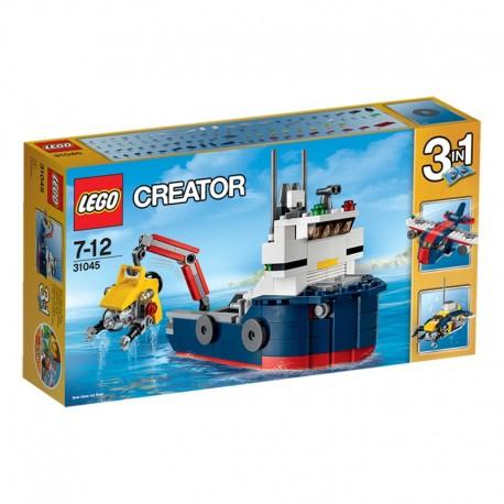 LEGO - CREATOR - BADACZ OCEANÓW - 31045