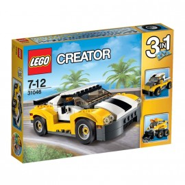 LEGO® - CREATOR - SAMOCHÓD WYŚCIGOWY - 31046