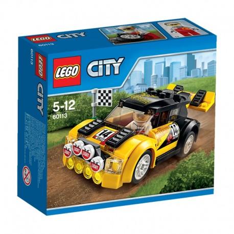 LEGO - CITY GREAT VEHICLES - SAMOCHÓD WYŚCIGOWY - 60113