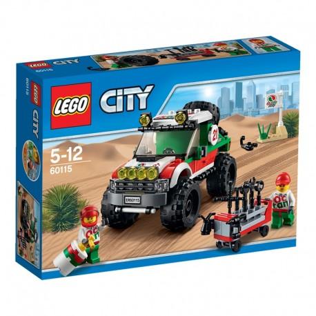 LEGO - CITY GREAT VEHICLES - TERENÓWKA - 60115