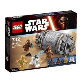 LEGO - STAR WARS - KAPSUŁA RATUNKOWA DROIDA - 75136