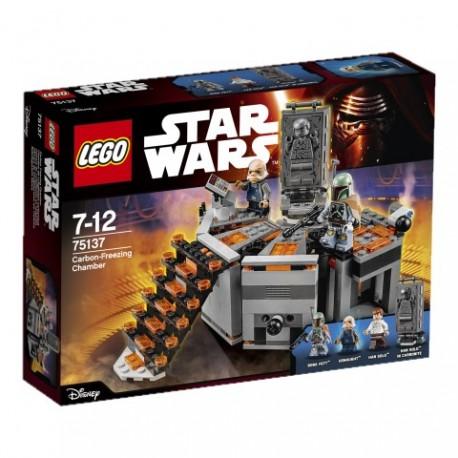LEGO - STAR WARS - KOMORA DO ZAMRAŻANIA W KARBONICIE - 75137