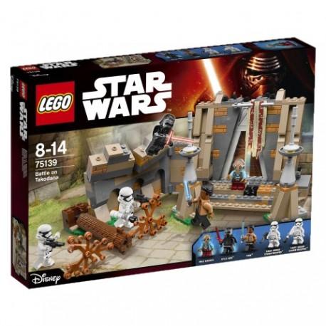 LEGO - STAR WARS - BITWA O TAKODANA - 75139
