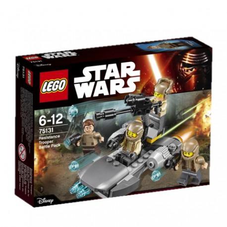 LEGO - STAR WARS - RUCH OPORU - 75131