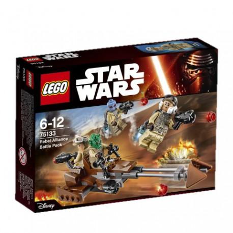 LEGO - STAR WARS - ŻOŁNIERZE REBELII - 75133