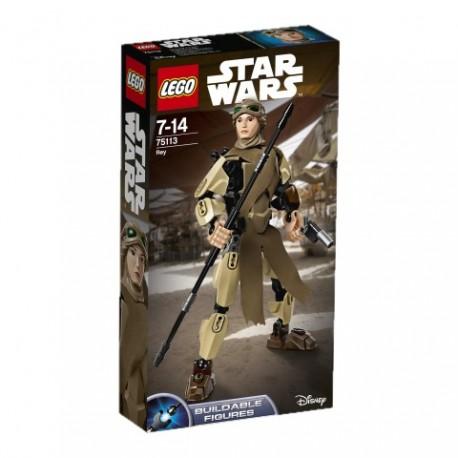 LEGO - STAR WARS CONSTRACTION - REY - 75113