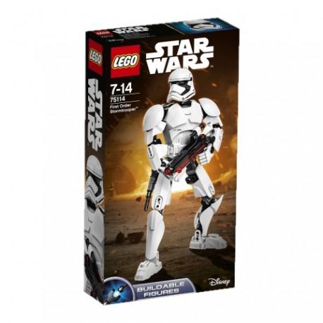LEGO - STAR WARS CONSTRACTION - SZTURMOWIEC NAJWYŻSZEGO PORZĄDKU - 75114