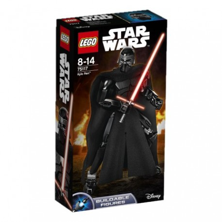LEGO - STAR WARS CONSTRACTION - KYLO REN - 75117