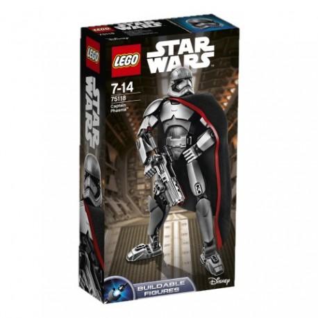 LEGO - STAR WARS CONSTRACTION - KAPITAN PHASMA - 75118