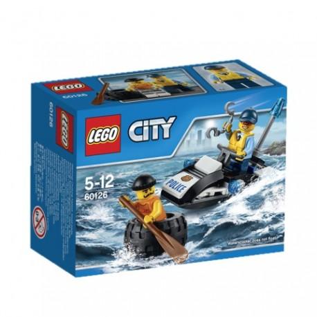 LEGO - CITY POLICE - UCIECZKA NA KOLE - 60126