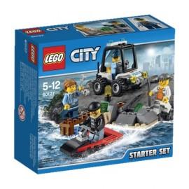 LEGO - CITY - WIĘZIENNA WYSPA - ZESTAW STARTOWY - 60127