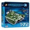 COBI - ELECTRONIC - CZOŁG T-72 v2 [ IR / Bluetooth ] - 21904