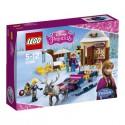 LEGO - DISNEY PRINCESS - SANECZKOWA PRZYGODA ANNY I KRISTOFFA - 41066