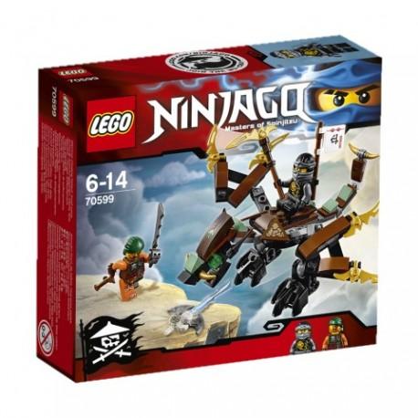 LEGO - NINJAGO - SMOK COLEA - 70599