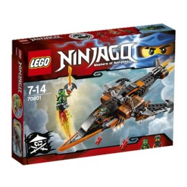 LEGO - NINJAGO - PODNIEBNY REKIN - 70601