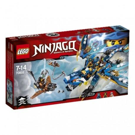 LEGO - NINJAGO - SMOK JAYA - 70602