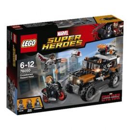LEGO® - DC COMICS™ SUPER HEROES - POŚCIG ZA CROSSBONESEM - 76050