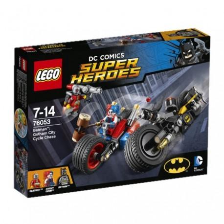 LEGO - SUPER HEROES - POŚCIG W GOTHAM CITY - 76053