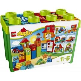 LEGO® - DUPLO® - PUDEŁKO PEŁNE ZABAWY - 10580