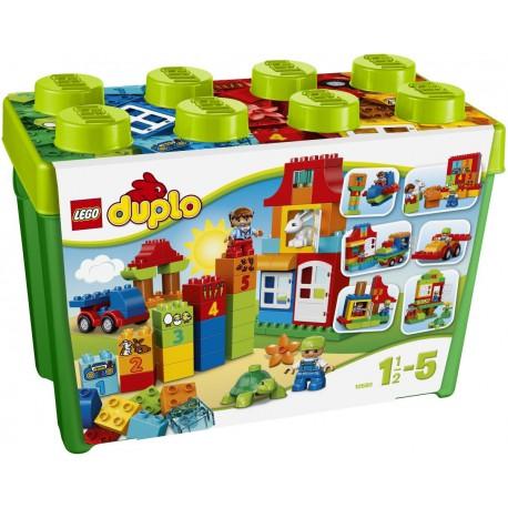 LEGO - DUPLO - PUDEŁKO PEŁNE ZABAWY - 10580